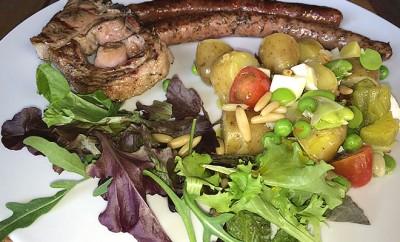 grillade-salade