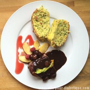 fleur-courgette-cake