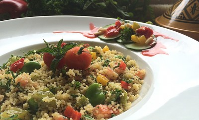 taboule-feves