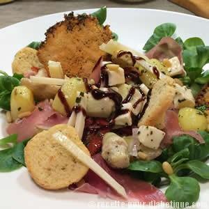 salade-artichaut-jambon
