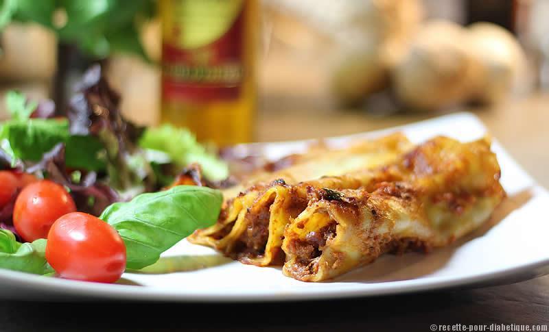 Cuisiner les restes de barbecue cannelloni - Cuisiner avec des restes ...