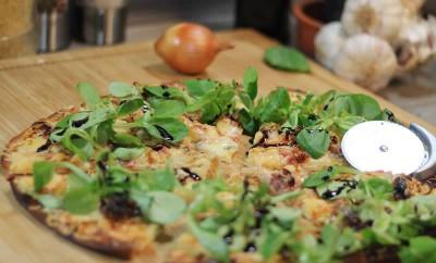 pizza-roquefort
