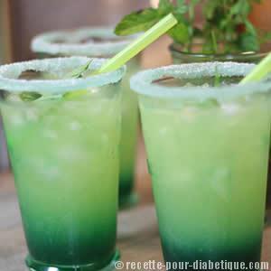 Cocktail sans sucre
