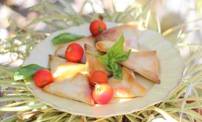 samoussas-mozzarella