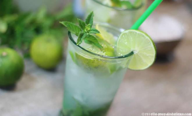 mojito-sans-alcool-sucre
