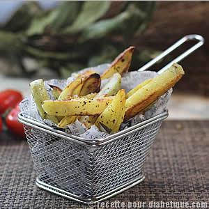 Frites au four all g es - Frite friteuse au four ...