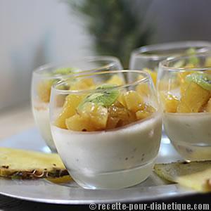 pannacotta-ananas