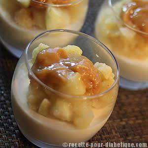 pannacotta-pommes