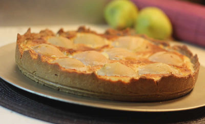 tarte-amandine