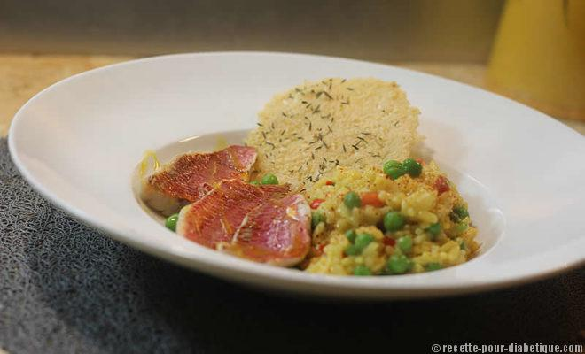 risotto rouget