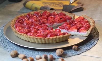 tarte-fraises-amandin