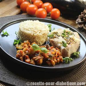 thon-grille-riz-provence