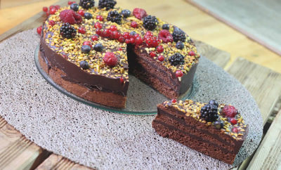 gateau-chocolat-fruits-rouges