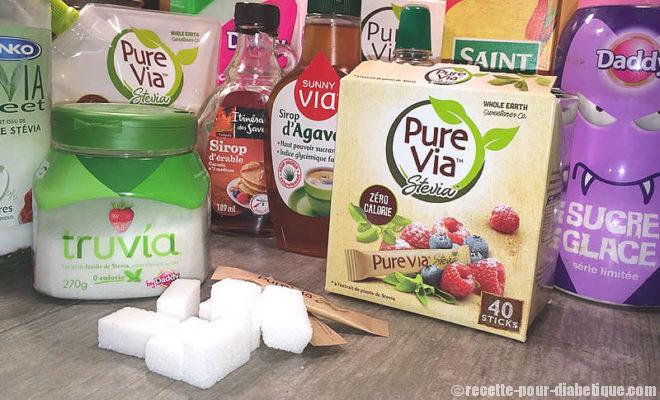 sucre pour diabetique
