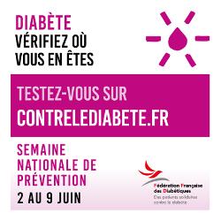 contre le diabete