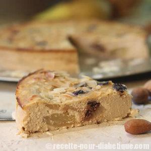 clafoutis-poire-chocolat-sans-gluten