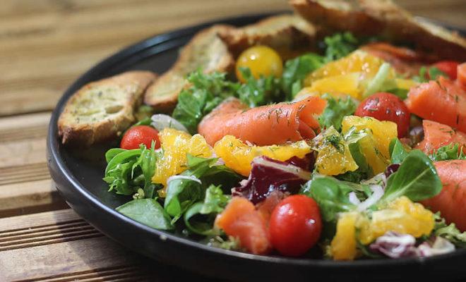 salade-fraicheur-saumon