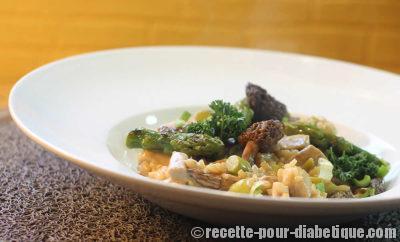 risotto-veau-morilles