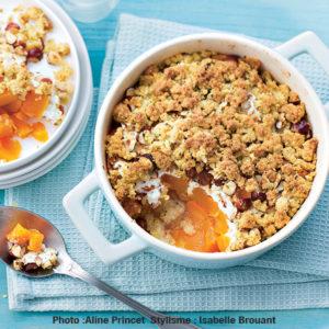 crumble-potiron-carotte-antioxydant