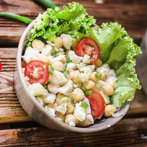 salade-pois-chiche-morue