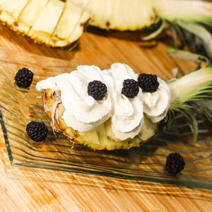 ananas-chantilly-sans-sucre