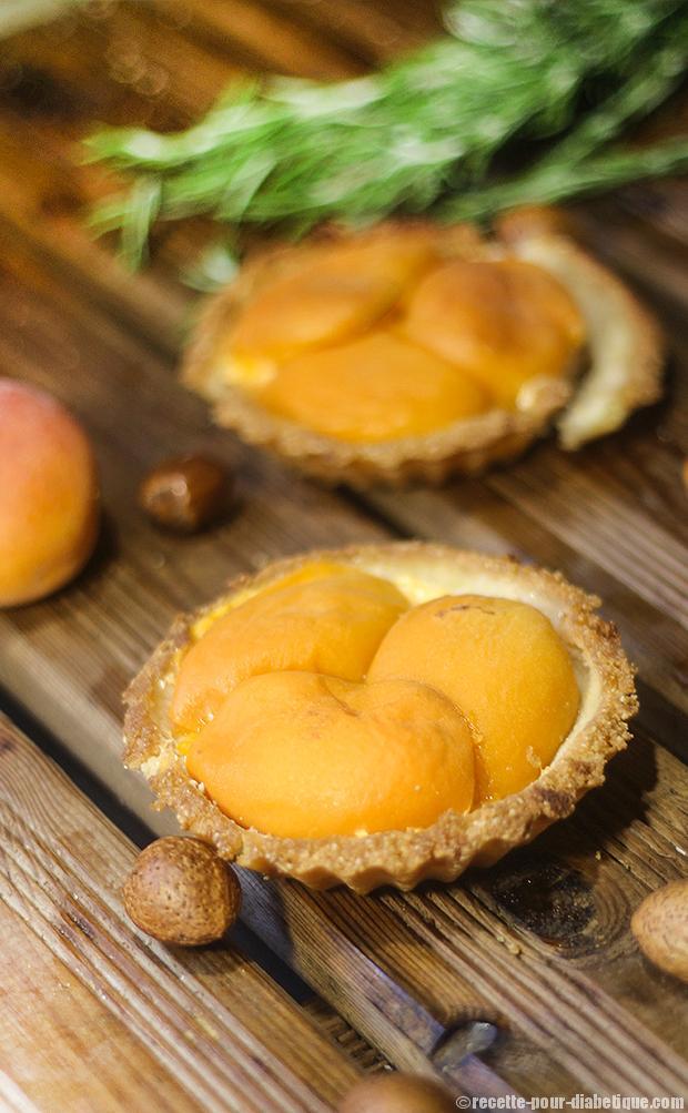 tarelettes-abricot-sirop