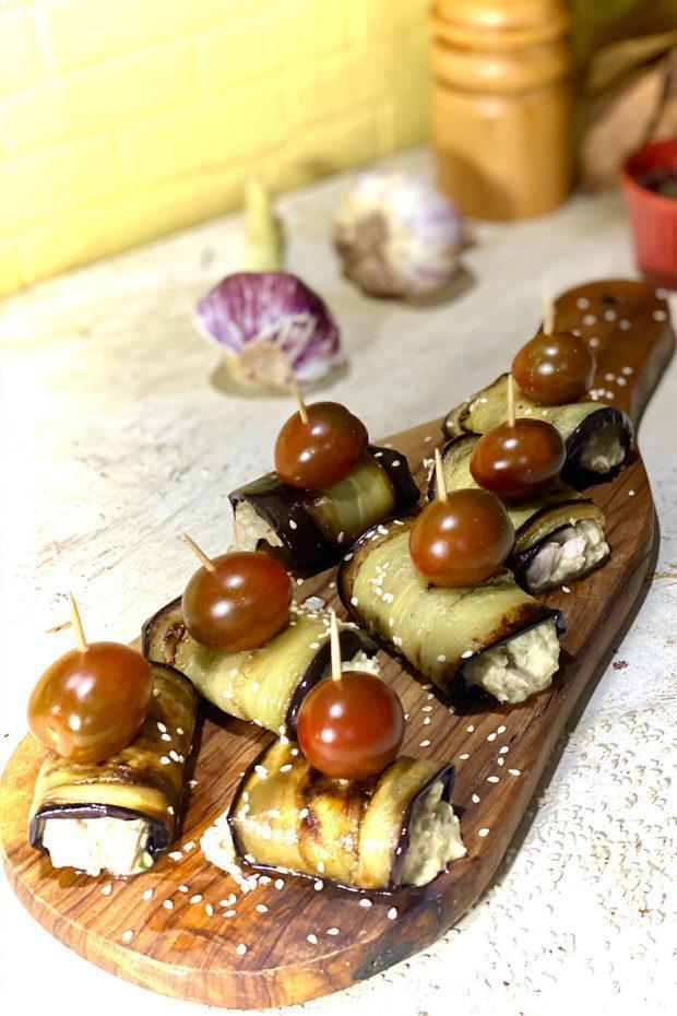 aubergines-babaganoush