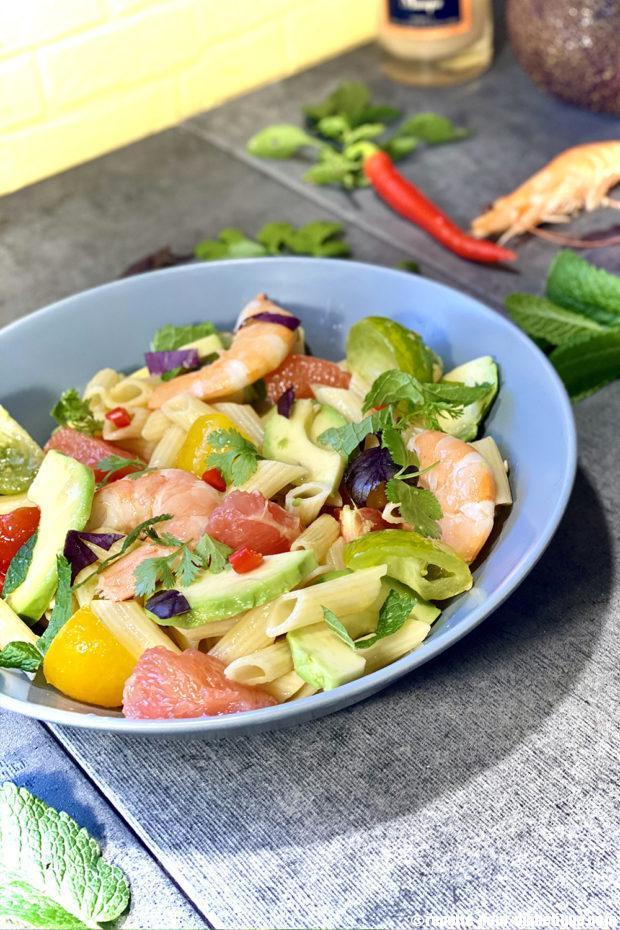 salade-exotique-pates
