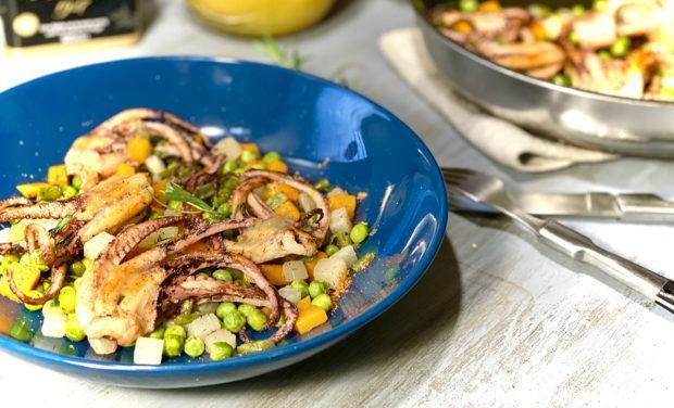 poulpe-legumes
