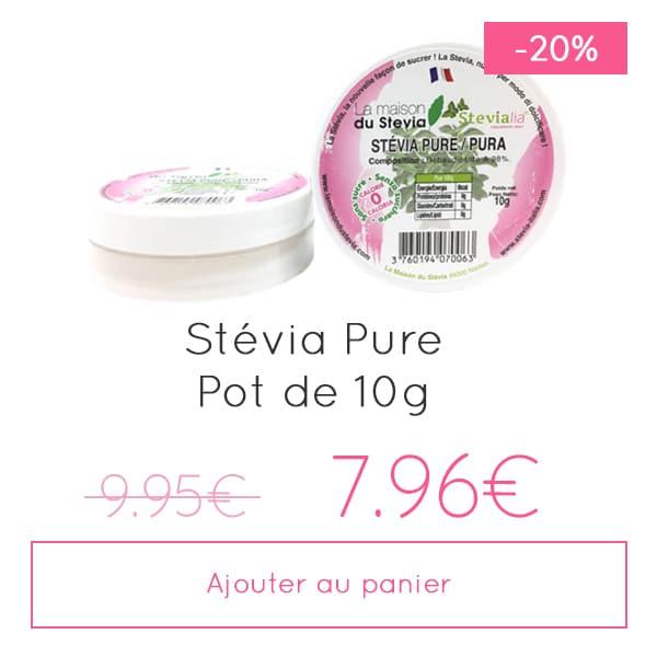 Produit-Stevia-Pure-Pot-10g