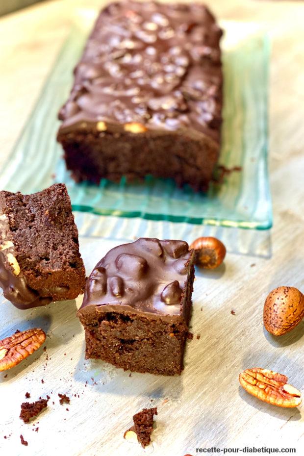 brownie sans sucre