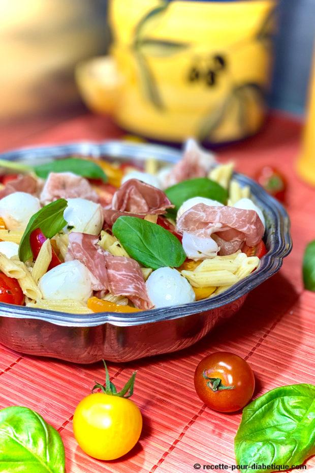 salade de pâte italienne